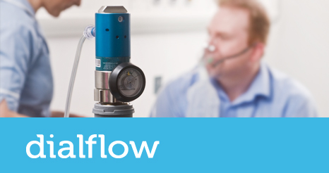 Dialflow Regulator