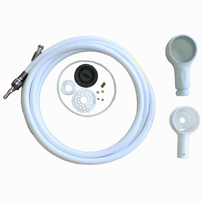 Oxygen Demand Valve Service Kit - 3m Hose - Nordica AGA mini