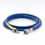 Hose Assembly - N2O - 3m - NIST to BS5682 Probe